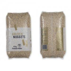 Golden Nuggets Pellet